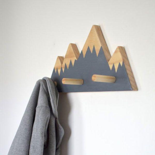 product image for Mountain Peak Wall Hooks