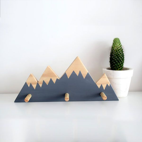 Mountain Peak Wallhooks