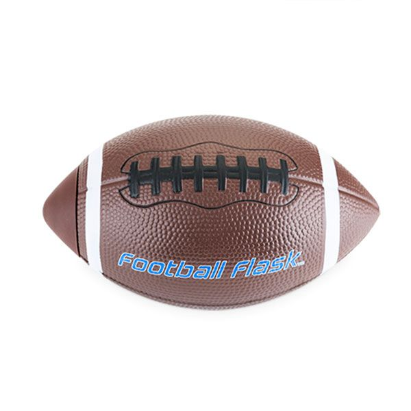 product thumbnail image for Football Flask