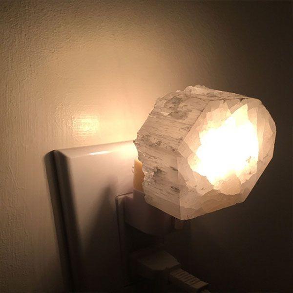 product image for Selenite Night Light