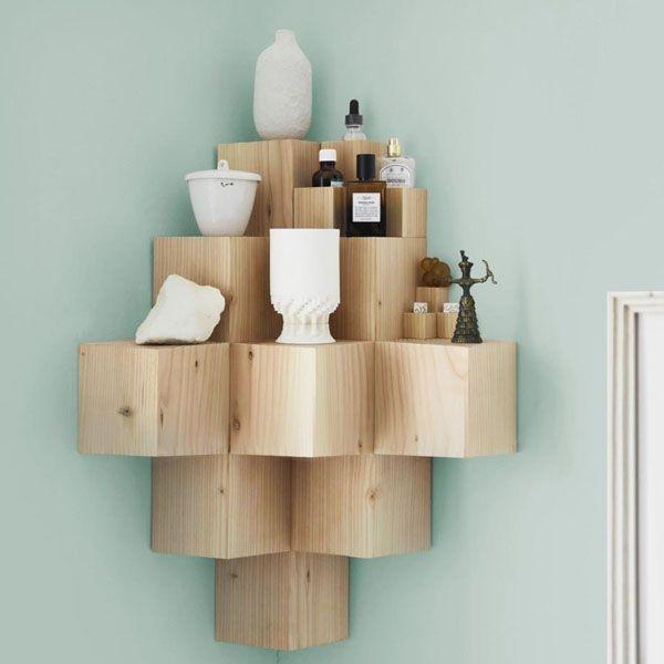 A Few of My Favorite Things Corner Shelf