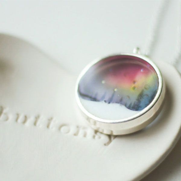product image for Northern Lights Necklace