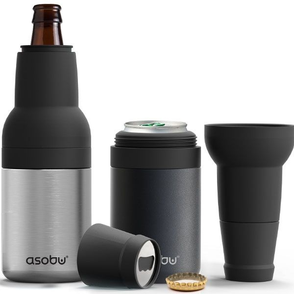 product thumbnail image for Beer 2 Go Bottle/Can Cooler