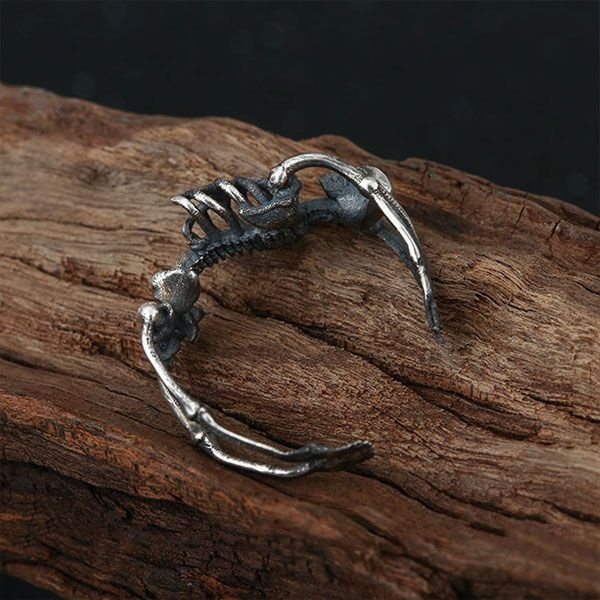 product image for Full Skeleton Wrap Ring