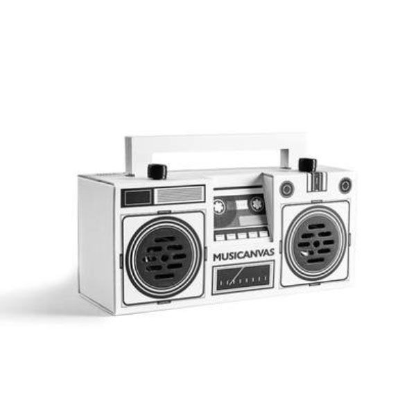 Musicanvas Originals Vintage Bluetooth Speaker