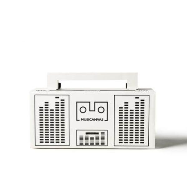 product image for Musicanvas Originals Vintage Bluetooth Speaker