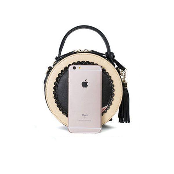product image for Retro Art Round Handbag