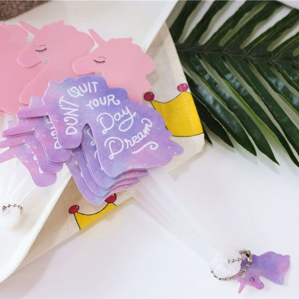 product image for Pink Unicorn Fan