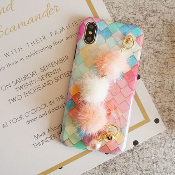 Feminine iPhone Case
