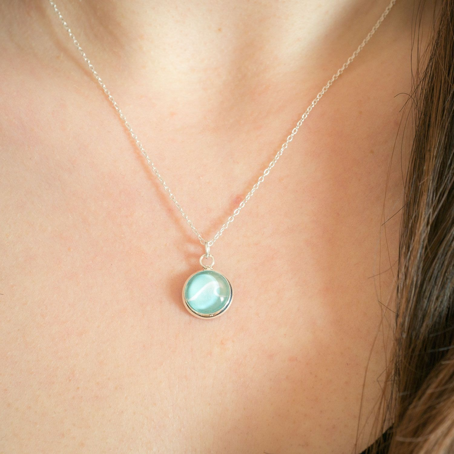 product image for Ocean Wave Necklace