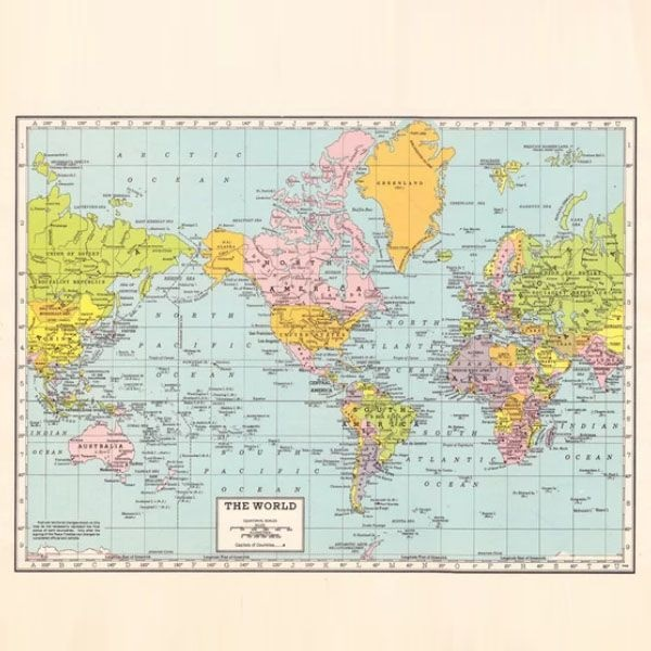 World map duvet cover apollobox product thumbnail image for world map duvet cover gumiabroncs Choice Image
