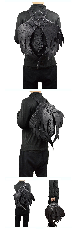 Dark Angel Backpack Apollobox
