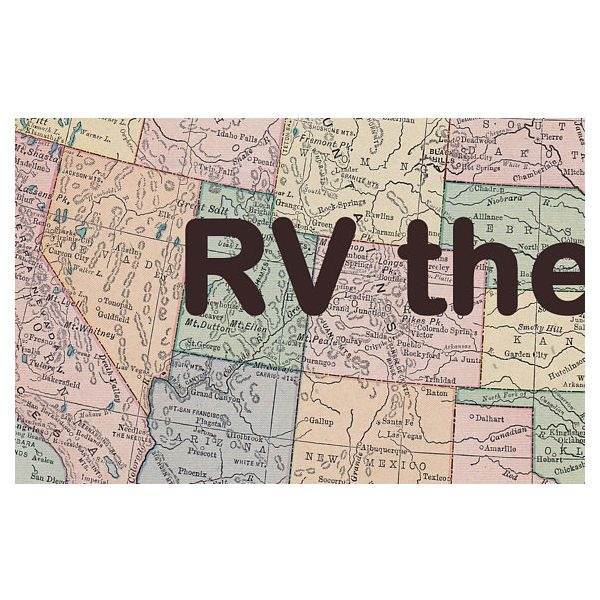 product image for RV Throw Pillow