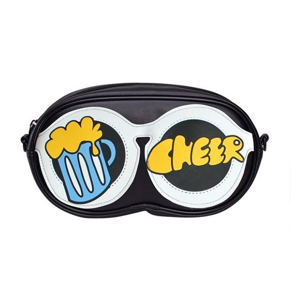 product thumbnail image for Graffiti Glasses Shoulder Bag