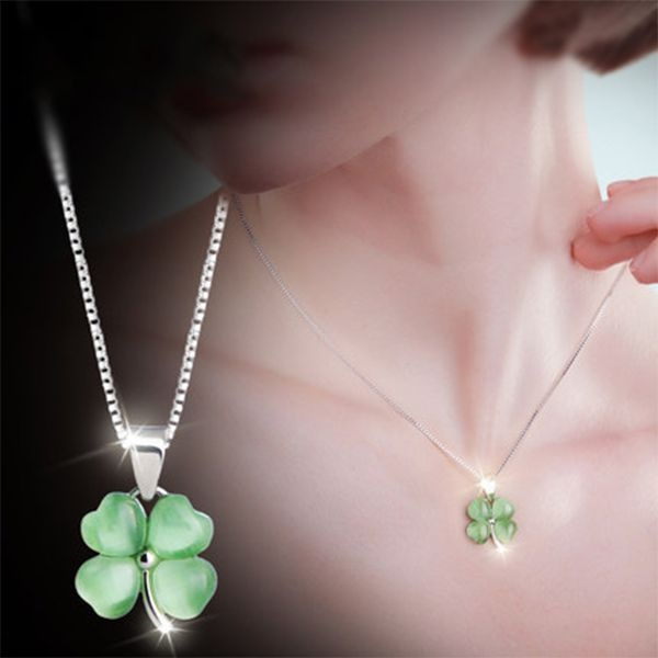 Four Leaf Clover Jewelry