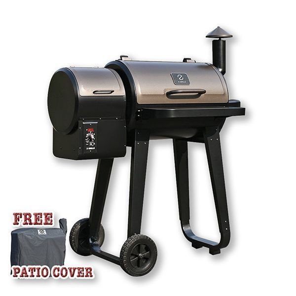 product thumbnail image for Z Grills ZPG-450A