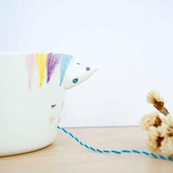 product image for Unicorn Knitting Bowl