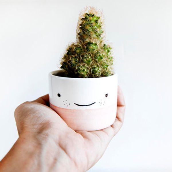product image for Smiling Faces Mini Pots