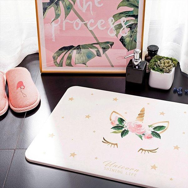 product image for Decorative Diatom Bath Mat