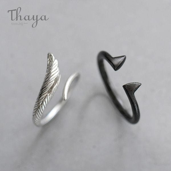 Devil and Angel Ring