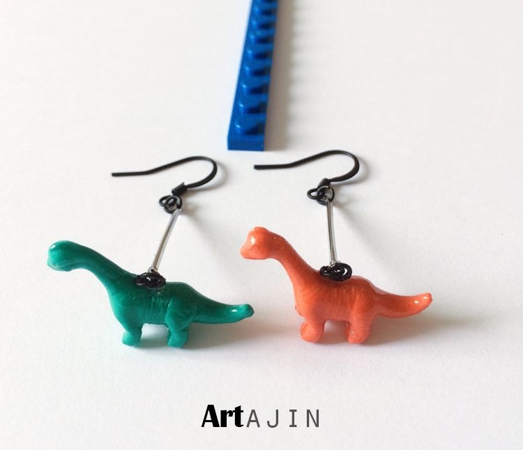 product image for Dinosaur Earrings