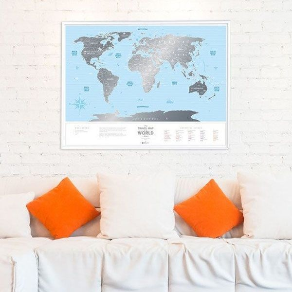 product image for World Travel Map