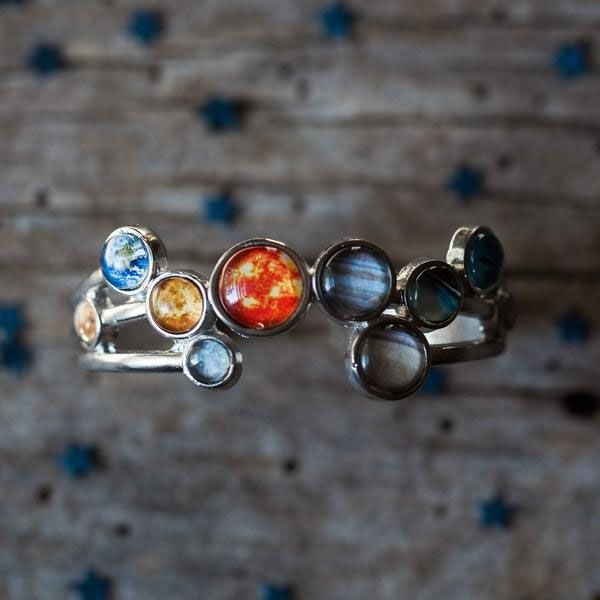 product image for Solar System Cuff Bracelet