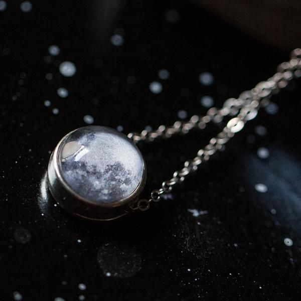 Birth Moon Slide Necklace