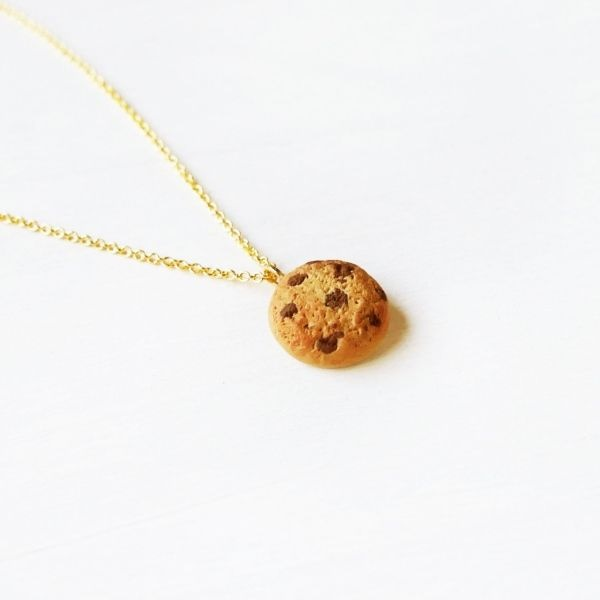 Mini Cookie Necklace