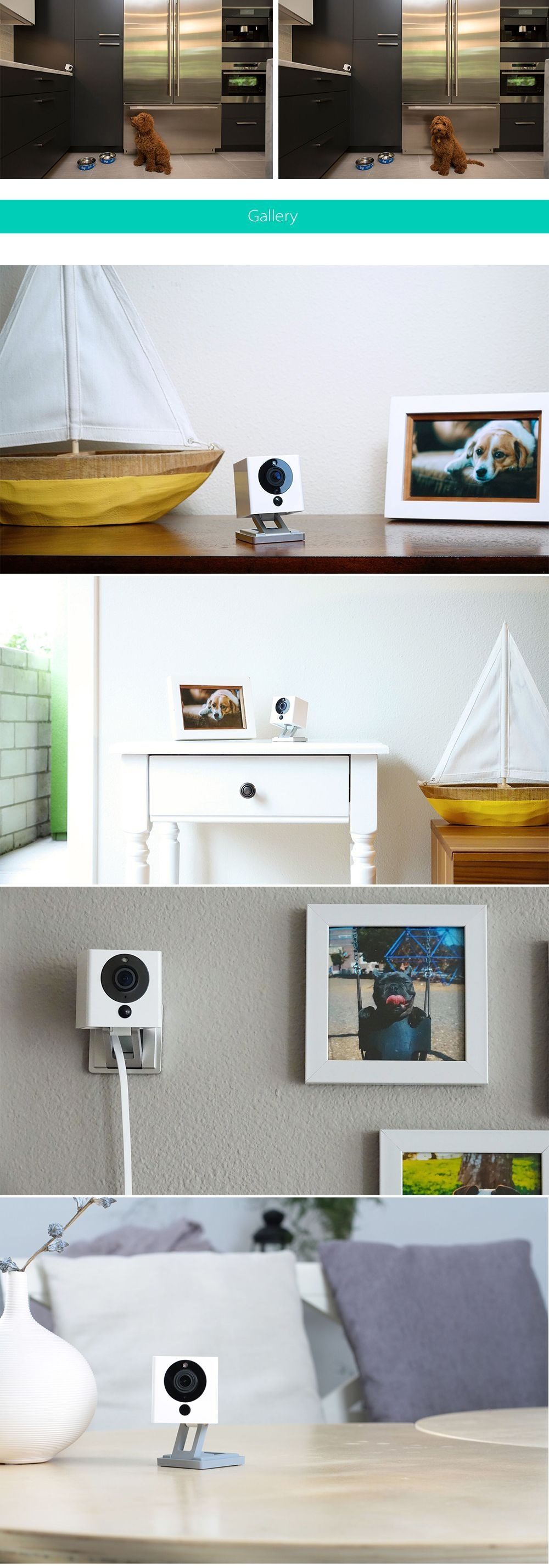 WyzeCam V2 Magnetic Smart Home Camera