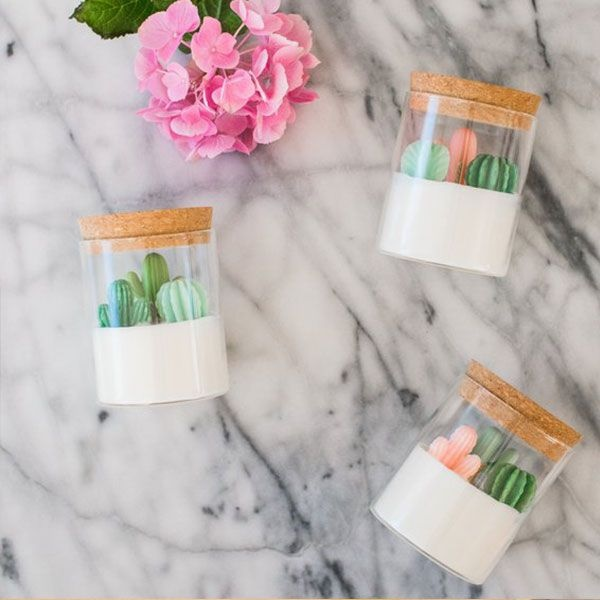 product image for Cacti Candle Jar