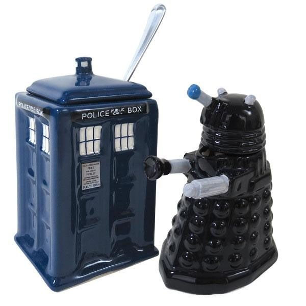 product image for Doctor Who Tea Party Set