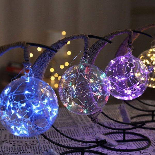 Brighton Fairy Lights Shop: Crescent Moon Fairy Light Lantern