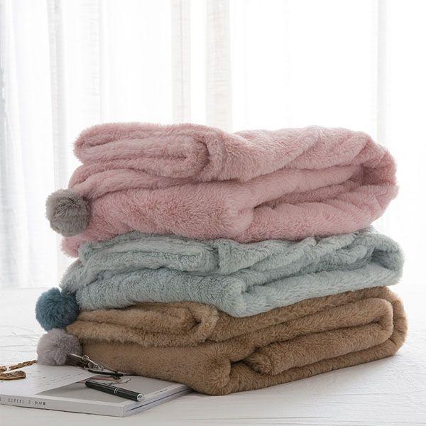 Flannel Fleece Luxury Blanket