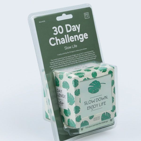 product image for 30 Day Challenge Cube