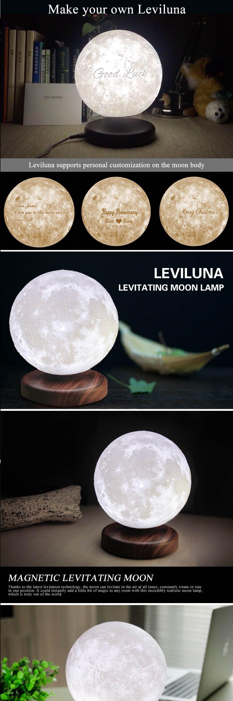 Leviluna - Make Your Own Leviluna Hi-Tech Lunar Magic, Personal Customization