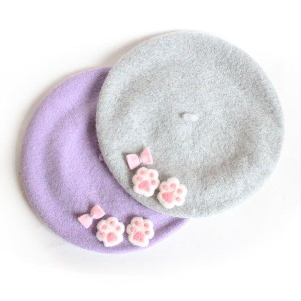 Pretty Paws Beret