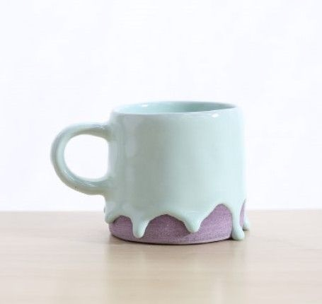 Mint & Grape Mug