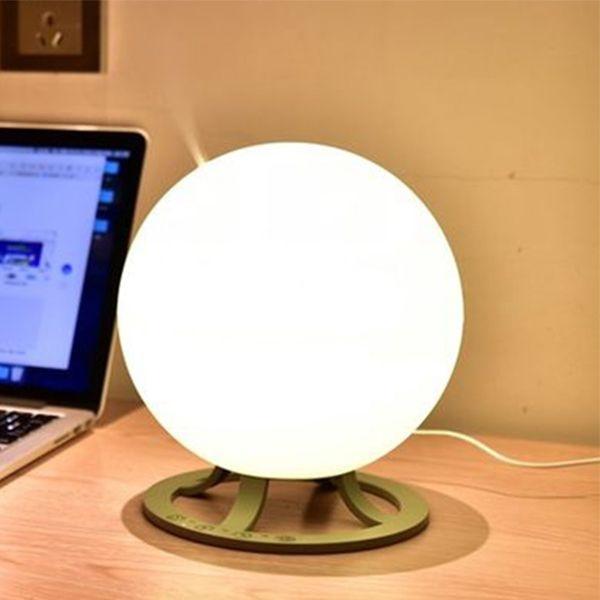Moonlight Pearl Humidifier Lamp