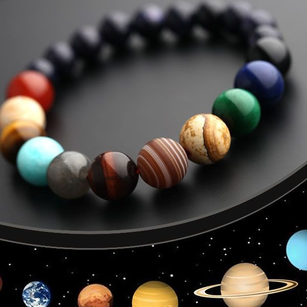 product image for Stars & Solar System Beaded Bracelet