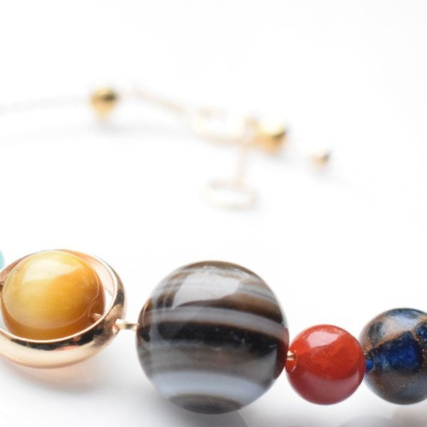 product image for Eight Planets Gemstone Bracelet