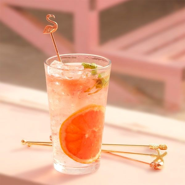 Stainless Steel Swizzle Stick